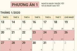 Bộ Lao động thông báo việc nghỉ Tết Âm lịch 2020