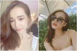 Nhã Phương khoe clip cận mặt: Bà xã Trường Giang thăng hạng nhan sắc đến đâu?