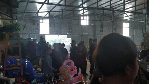 Tịnh thất Bồng Lai nơi nuôi dưỡng 5 chú tiểu bị 50 người lạ đập phá, một sư thầy bị đánh chảy máu-3