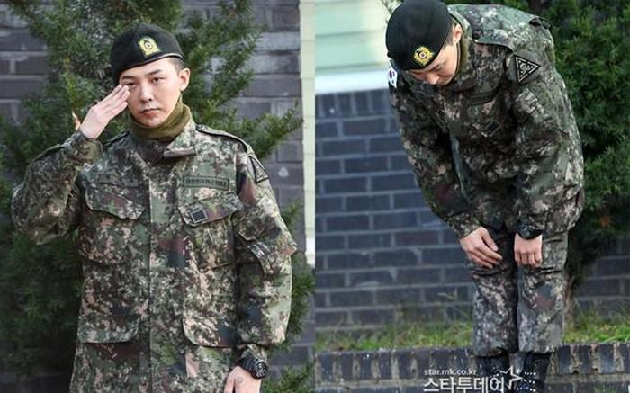 Hàng nghìn người hâm mộ chào đón G-Dragon xuất ngũ-2