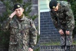 Hàng nghìn người hâm mộ chào đón G-Dragon xuất ngũ