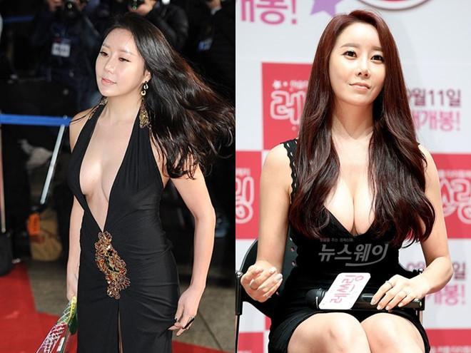 Sao nữ phim 18+ Hàn Quốc bị kết án vì bóp cổ, đâm xe đe dọa bạn trai-1