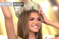 Người đẹp Venezuela đoạt vương miện Miss Grand 2019 trên sân nhà: Khán giả không phục