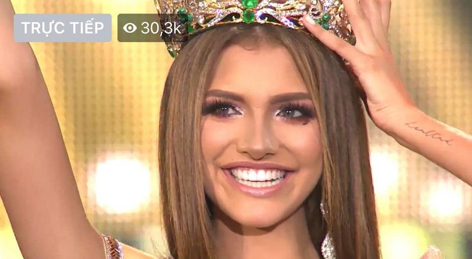 Cận cảnh nhan sắc đời thường không phải dạng vừa của Tân Hoa hậu Hòa bình quốc tế 2019-2