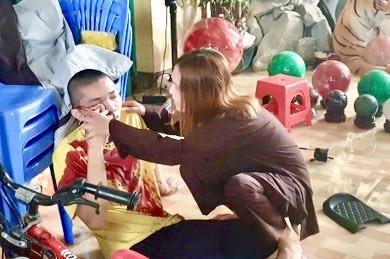 Nhóm người đập phá tịnh thất Bồng Lai vô cớ khiến dư luận bức xúc-1