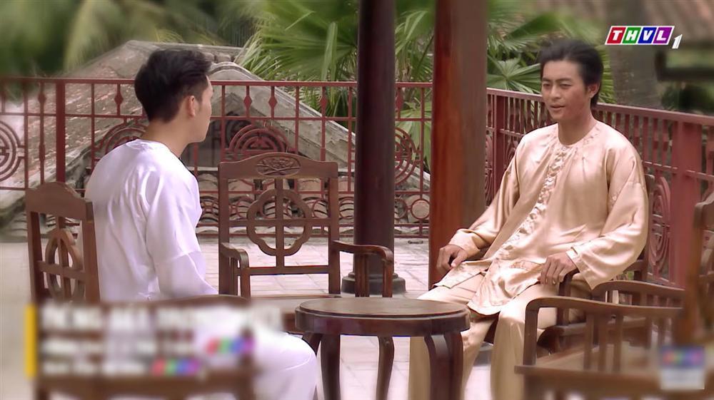 Sau 24 năm, Hứa Minh Đạt bất ngờ trở lại trong tập 48 Tiếng sét trong mưa-6