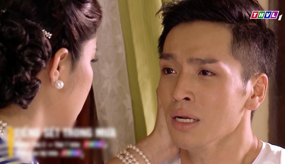 Sau 24 năm, Hứa Minh Đạt bất ngờ trở lại trong tập 48 Tiếng sét trong mưa-7
