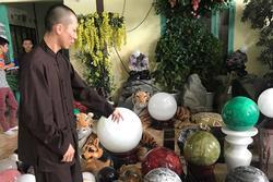 Tịnh thất Bồng Lai báo mất 305 triệu khi nhóm 50 người đột nhập