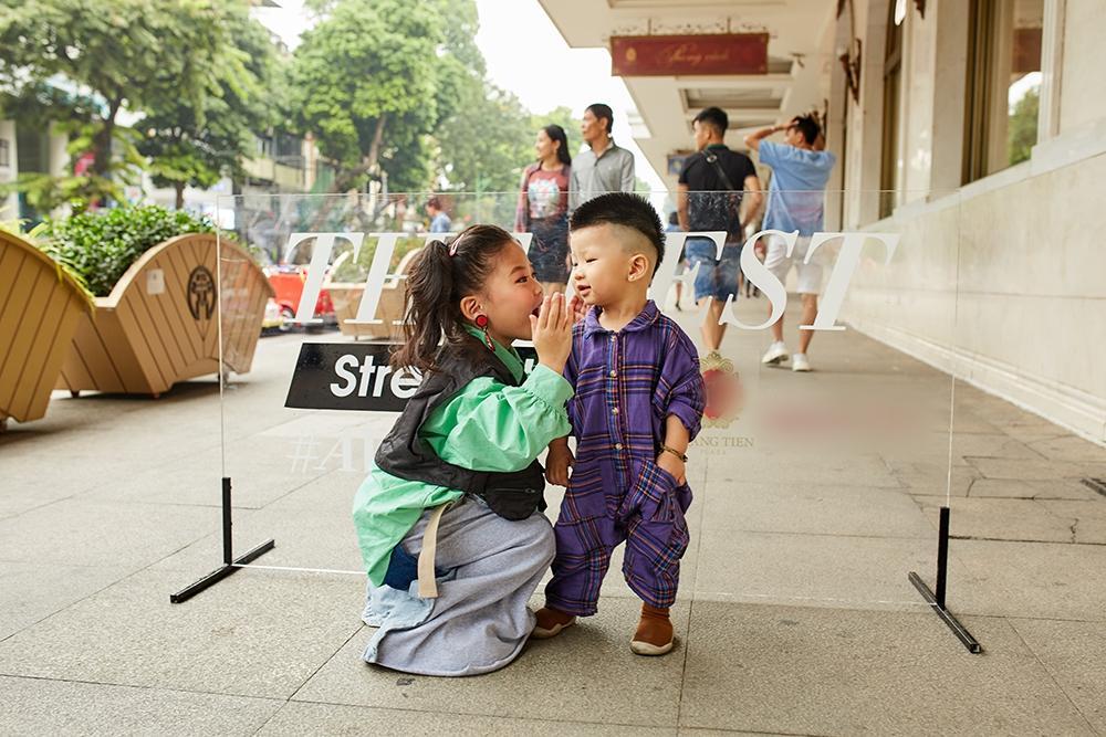 Street style tại Vietnam Fashion Week: mèo Thoại nổi nhất tập đoàn giả gái, có cả người cosplay Sơn Tùng M-TP-17