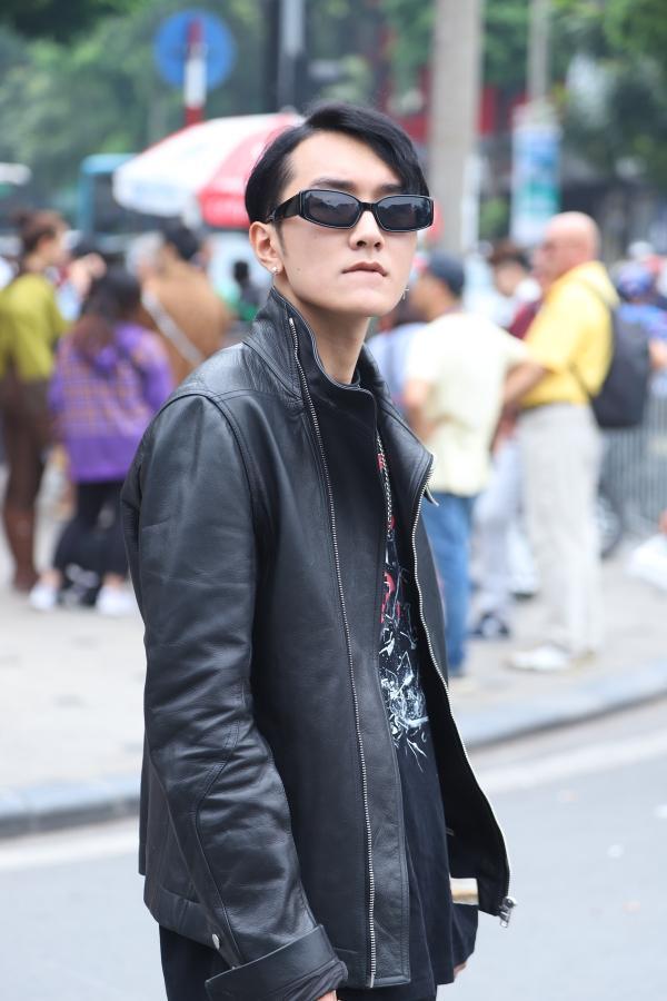 Street style tại Vietnam Fashion Week: mèo Thoại nổi nhất tập đoàn giả gái, có cả người cosplay Sơn Tùng M-TP-11