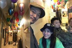 Chị gái G-Dragon chia sẻ bức ảnh bữa tiệc chào mừng em trai tại nhà!