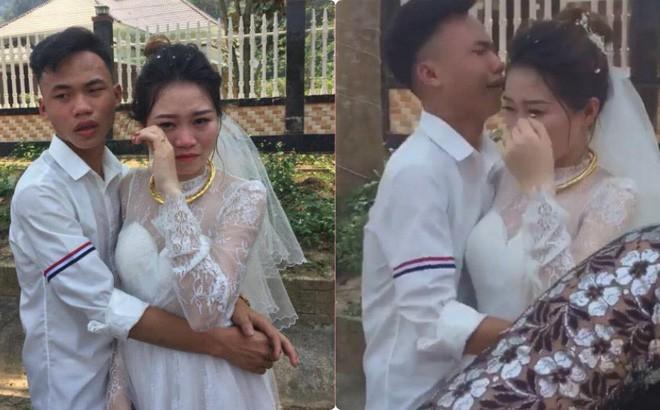 Đám cưới chị gái, cậu em lại chiếm mọi spotlight vì biểu cảm gương mặt như vừa mất sổ gạo-2