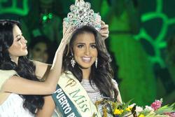 Nhan sắc bốc lửa của Tân Hoa hậu Trái đất 2019