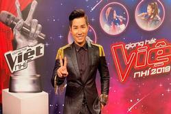 MC Nguyên Khang xin lỗi vì sai sót trên sóng trực tiếp