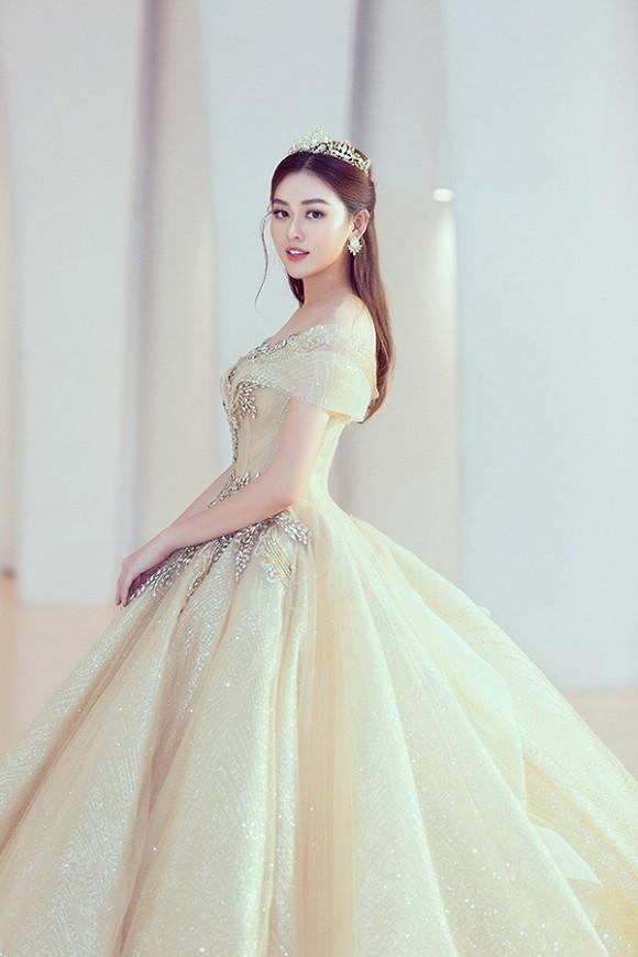 Đỗ Mỹ Linh - Lan Ngọc - Minh Hằng đồng loạt hóa thân thành công chúa cổ tích đẹp nức nở tuần qua-4