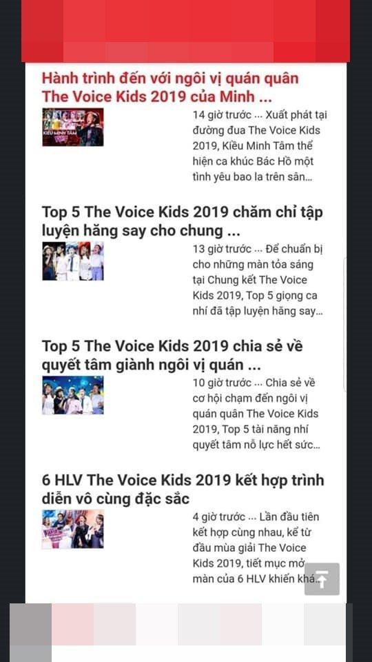Lộ bằng chứng The Voice Kids 2019 dàn xếp kết quả chung cuộc, khán giả phẫn nộ dội bom fanpage chương trình-4