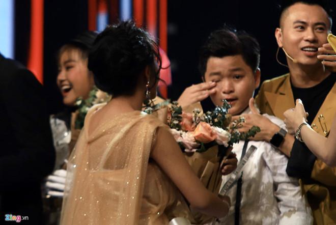 Chấn Quốc: Con thông cảm cho chú Nguyên Khang khi đọc sai tên-1
