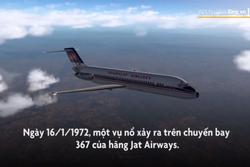 Làm gì để sống sót khi bị rơi khỏi máy bay?