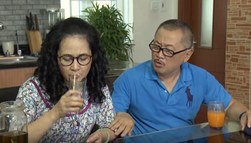 Những cặp vợ chồng một trời một vực trên màn ảnh Việt: Vợ đanh đá, chua ngoa, chồng lại hiền như đất-8