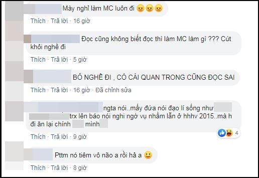 Dân mạng khủng bố Nguyên Khang mất kiểm soát, yêu cầu nam MC phải lập tức bỏ nghề-5