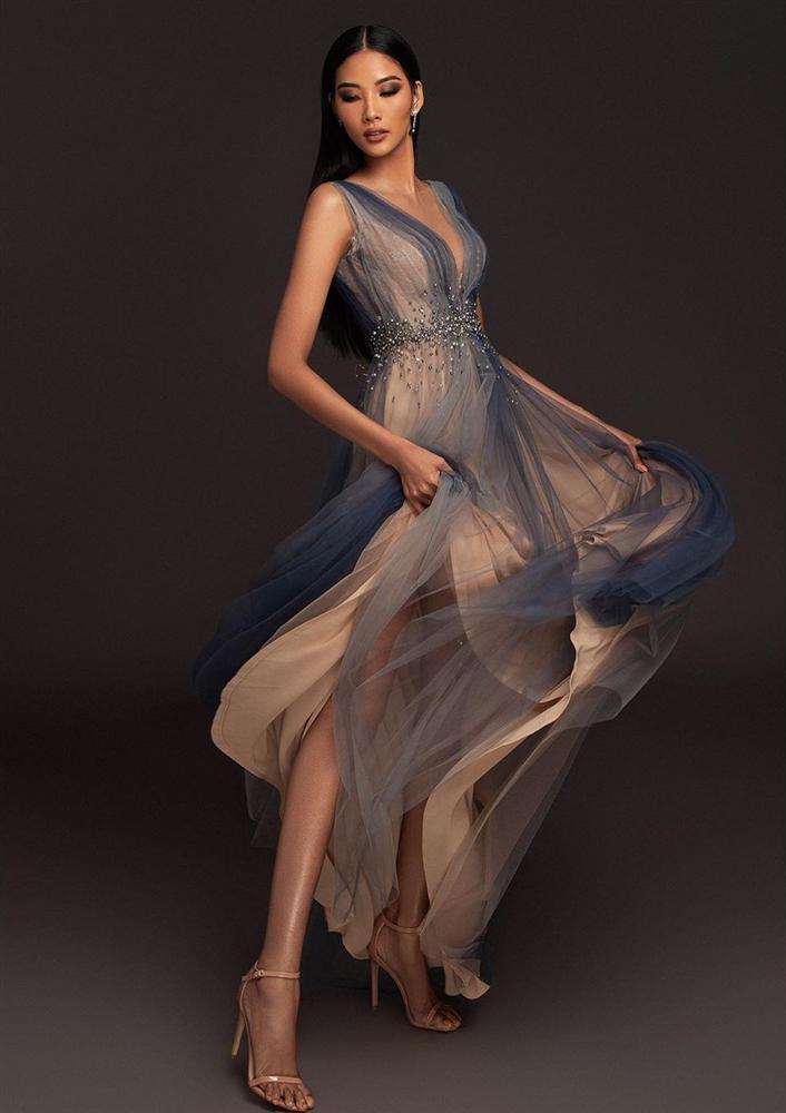 Bản tin Hoa hậu Hoàn vũ 27/10: Hoàng Thùy lên đồ xuất sắc chặt đẹp hai đối thủ nặng đô-1