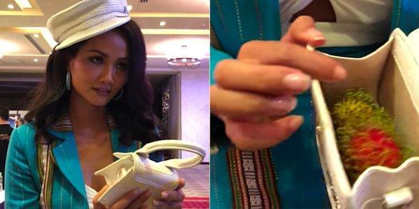 Sau H'Hen Niê và Đỗ Mỹ Linh, đến lượt Thanh Hằng mua túi hiệu chỉ để đựng kẹo-5