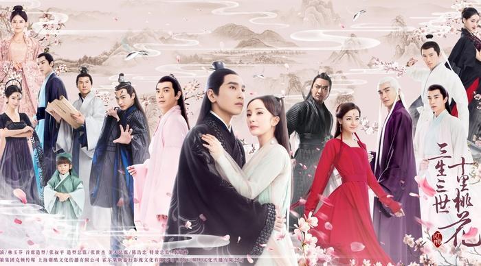 Những bộ phim truyền hình Hoa Ngữ vang danh ra cả quốc tế-3