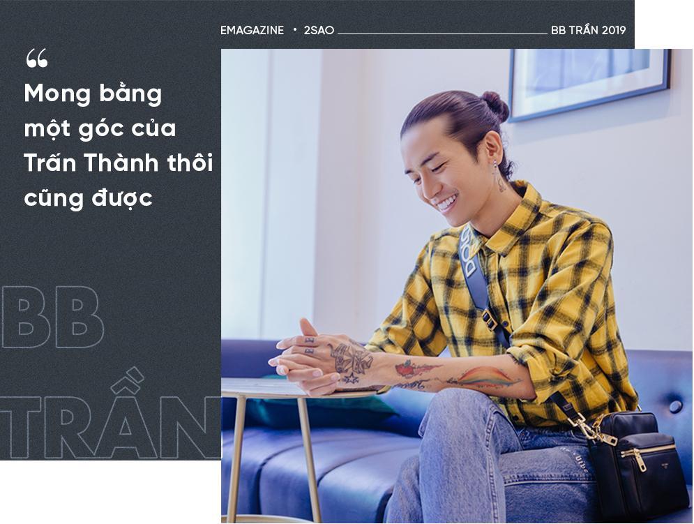 BB Trần: Mục tiêu của tôi là mỗi tháng kiếm 5 tỷ-6