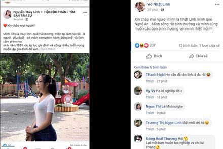 Bạn gái Phan Văn Đức bị người lạ dùng ảnh đăng trên nhóm hẹn hò