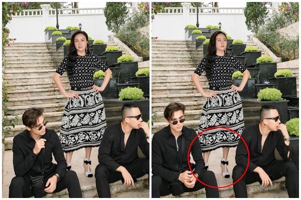Phượng Chanel nâng hạng nhan sắc nhờ photoshop nhưng chỉnh sửa quá đà thành ra hơi dị dạng-7