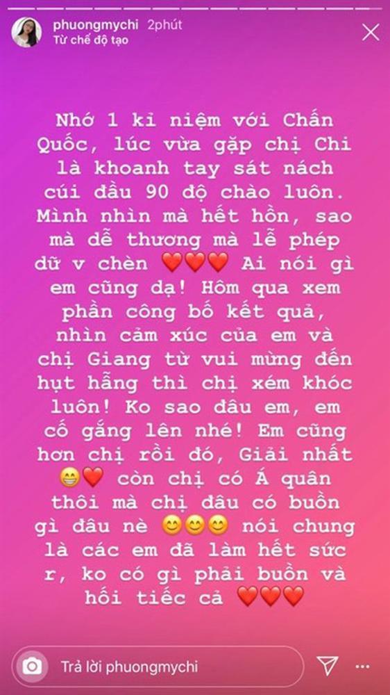 Tan chảy với lời an ủi ngọt ngào Phương Mỹ Chi gửi Chấn Quốc sau sự cố nhầm quán quân Giọng hát Việt nhí-3