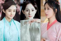 9 nữ chính đẹp nhất trong các bộ phim tiên hiệp Hoa ngữ