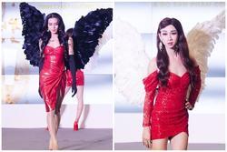 BB Trần - Hải Triều hóa thiên thần - ác quỷ 'chặt chém' ở sự kiện
