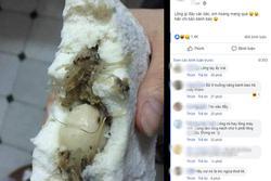 Thanh niên 'khoe' bánh bao 'ngon' lên mạng, dân tình hốt hoảng vì thứ ở bên trong nhân bánh