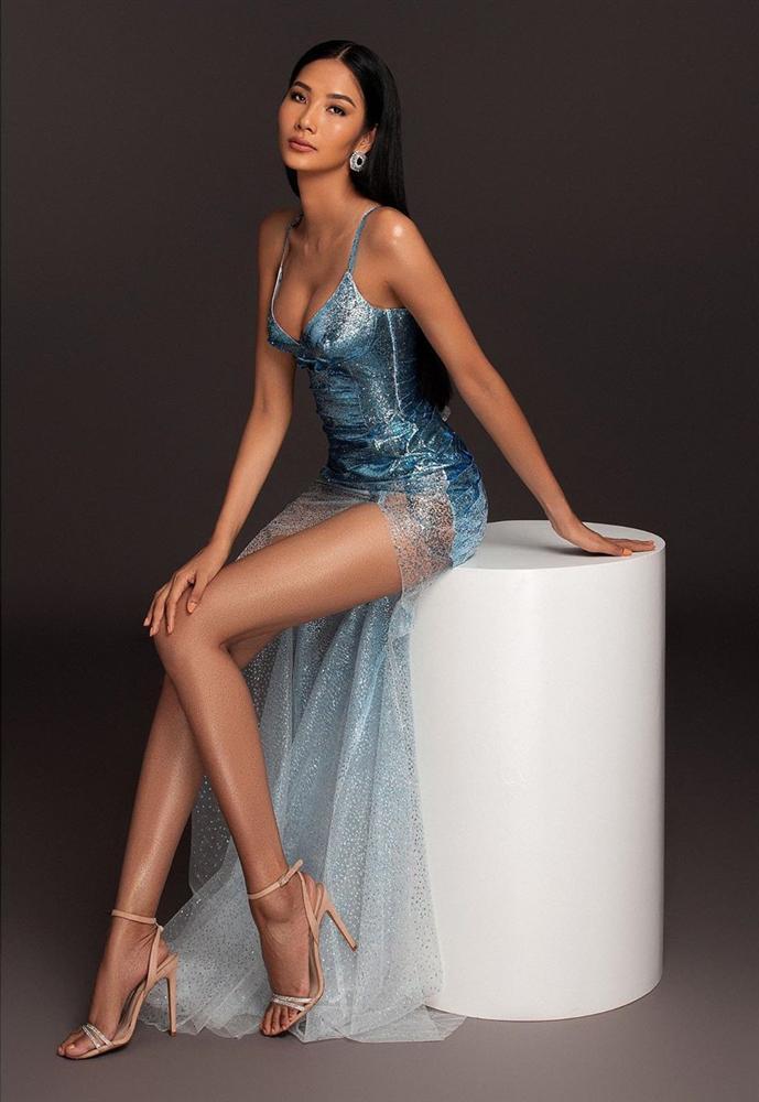 Bản tin Hoa hậu Hoàn vũ 28/10: Hoàng Thùy thắng thời trang nhưng thua nhan sắc trước đối thủ-2