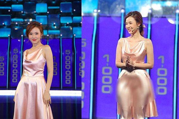 Hoa hậu Hương Giang và dàn mỹ nhân Việt bất ngờ hớ hênh điểm nhạy cảm vì váy lụa-3