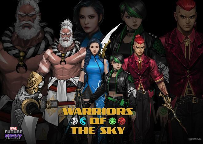 Marvel ra mắt siêu anh hùng đại diện cho Việt Nam nhưng mặc trang phục Trung Quốc-5