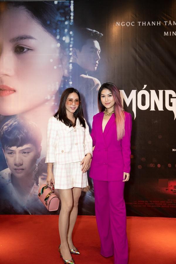 Ngọc Thanh Tâm làm phim về tình ái của đại gia Cao Toàn Mỹ và hoa hậu Phương Nga-6