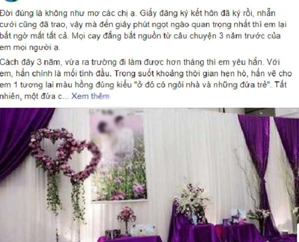 Đang tân hôn nồng nàn, cô dâu bị chú rể đuổi thẳng cổ chỉ vì 1 tin nhắn tế nhị-1