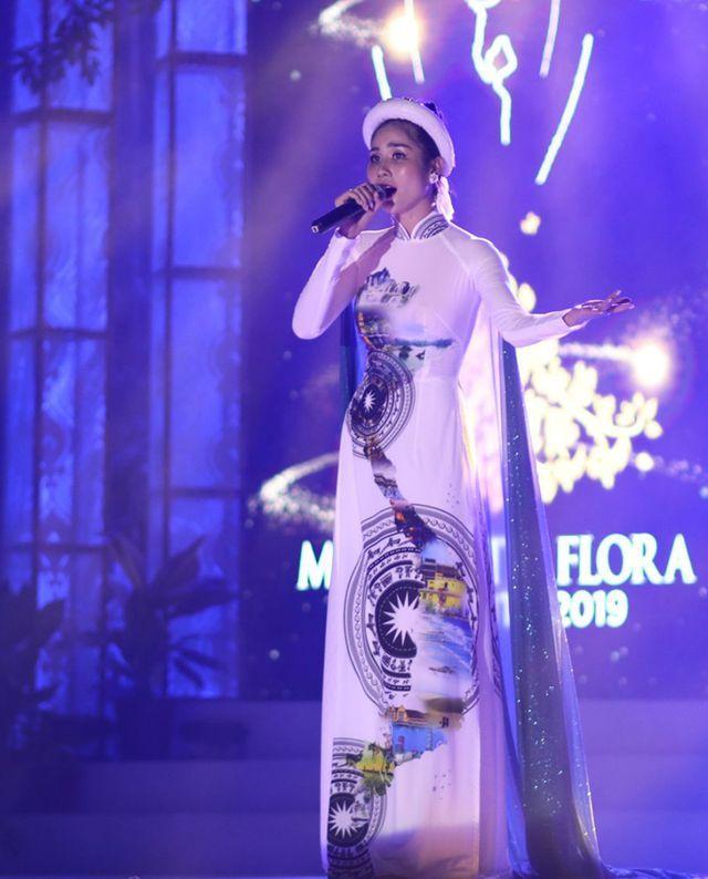 Hoa hậu - Á hậu Việt khoe giọng hát: Nỗi ám ảnh kinh hoàng-1