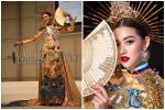 Chưa đến phần thi bikini tại Miss International, á hậu Tường San đã đốt mắt khán giả bằng những bức ảnh gợi cảm-6