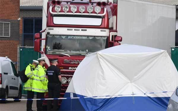 Nạn nhân vụ 39 người tử nạn không phải bị chết cóng-1