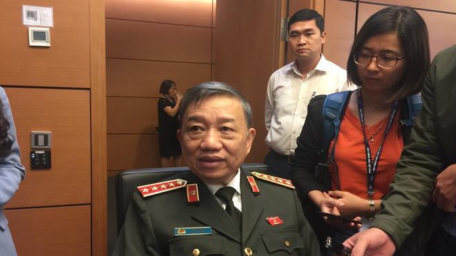 Bộ trưởng Bộ Công an phủ nhận đã xác minh được 14 nạn nhân người Nghệ An-1