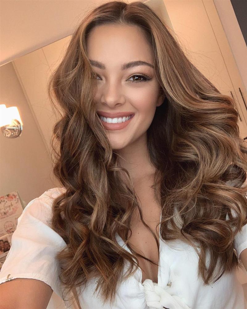 Bản tin Hoa hậu Hoàn vũ 29/10: Demi - Olivia đọ mặt tuyệt sắc, không thể phân biệt hơn thua-2