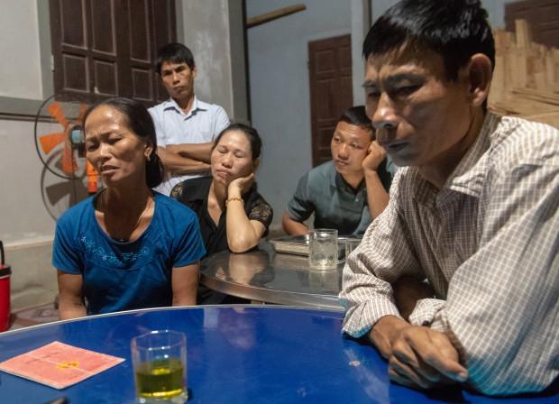Vụ 39 thi thể ở Anh: Gia đình Việt nói bị đe dọa nếu để lộ danh tính những kẻ trung gian-2