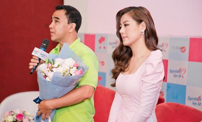 NSND Hồng Vân thay thế Nam Thư ở Bạn muốn hẹn hò-1