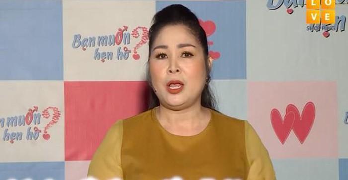NSND Hồng Vân thay thế Nam Thư ở Bạn muốn hẹn hò-2