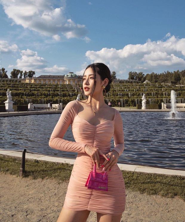 Chi Pu và Hương Giang nhiều lần khiến fan dụi mắt vì kiểu váy dễ gây hiểu lầm-4