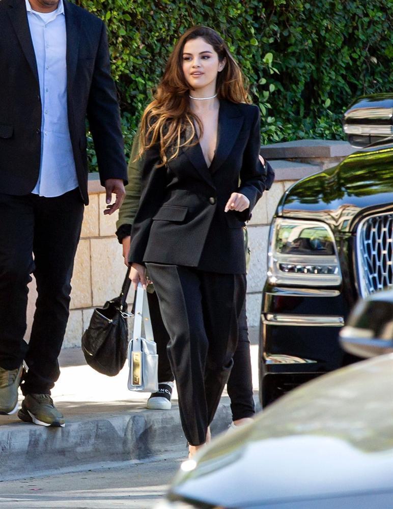 Selena Gomez lấy lại nhan sắc, vóc dáng sexy sau khi giảm cân-11