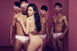 Hotgirl 'tự nổ' vượt mặt Chi Pu, Sơn Tùng MTP 'nhá hàng' MV chào sân theo phong cách phản cảm, lố lăng